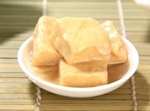 豆腐乳的营养价值