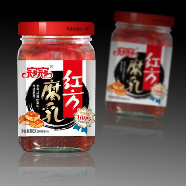 红方豆腐乳