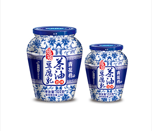 茶油豆腐乳
